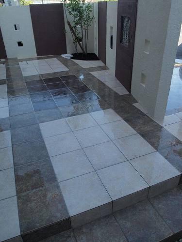 床面のデザイン