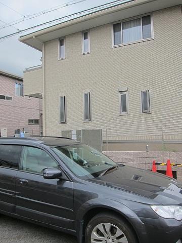 滋賀県草津市の新築外構工事