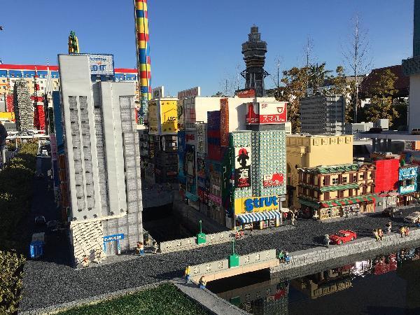大阪もレゴで作っちゃう