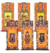 宗派によってご本尊・お仏壇が異なります。