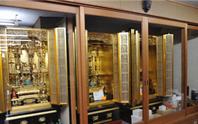 金仏壇が豊富