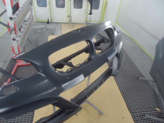BMW 修理 エアロ
