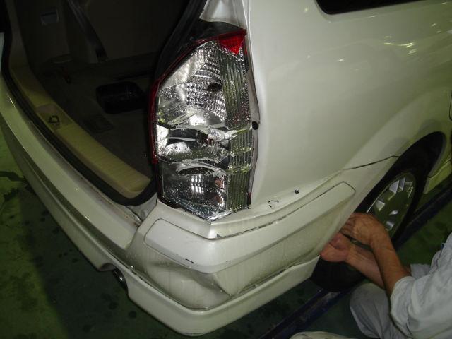 キズ へこみ 車 修理 高槻 板金塗装が格安