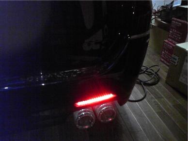 LED施工例