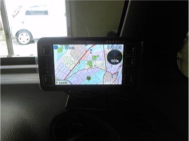 Nボックスのレーダー探知機取り付け例