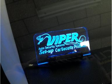 NワゴンのVIPER5904取り付け例