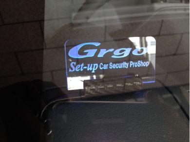 ランドクルーザー70のGrgo取り付け例