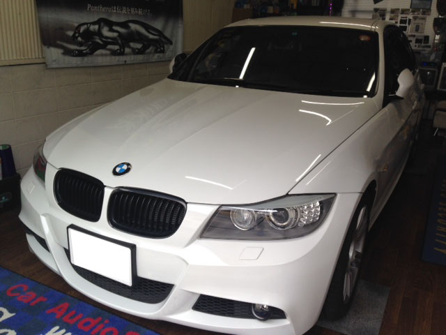 BMW3シリーズのVIPER取り付け例