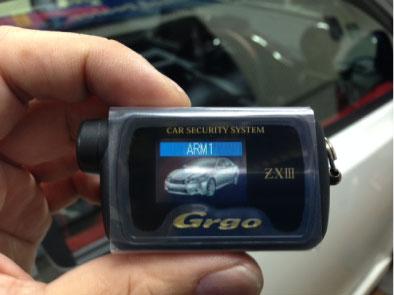 iQ-GRMNのGrgo取り付け例