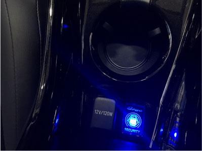 新型プリウス(ZVW50)のGrgo施工例