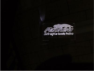 新型ランドクルーザー200のPanthera取り付け例
