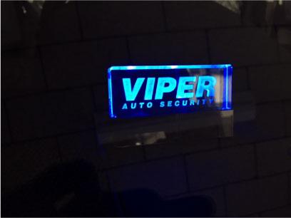 フォレスター(SJ5)のVIPER取り付け例