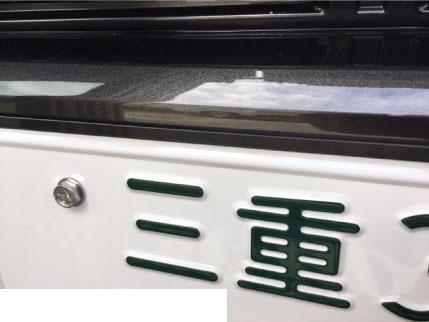 アルファードのリレーアタック対応VIPER取り付け例