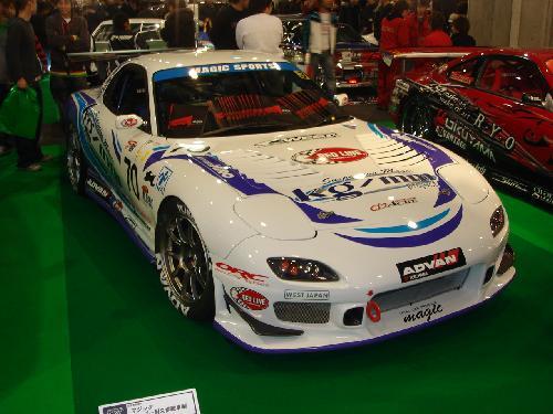2007年大阪オートメッセ