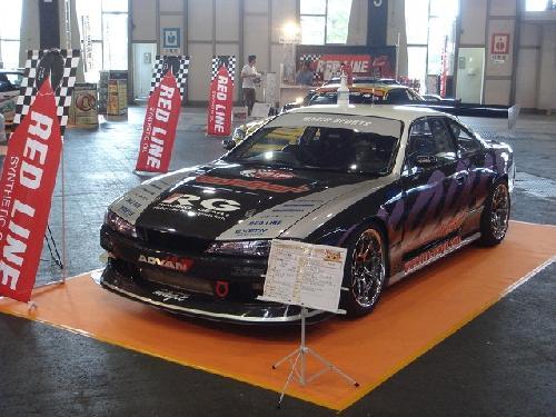 08年名古屋エキサイティングカーショウー