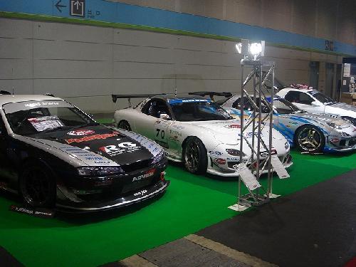 2008年大阪オートメッセ