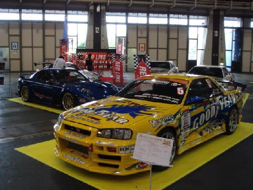 2009年名古屋エキサイティングカーショウダウン