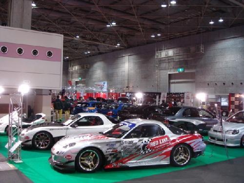 2009年大阪オートメッセ