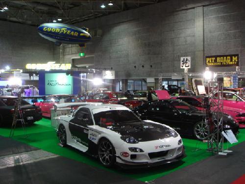 2010年大阪オートメッセ