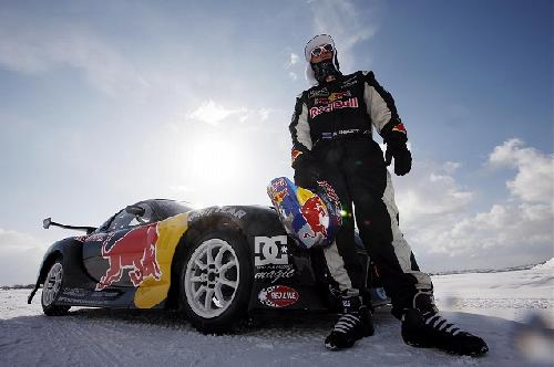 REDBULL DRIFT−n−Ice in稚内