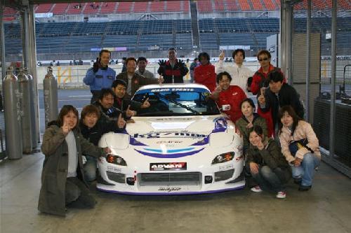 06スーパー耐久第7戦 もてぎ