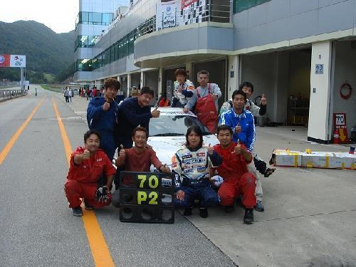 07 スーパー耐久 韓国エキシビジョン
