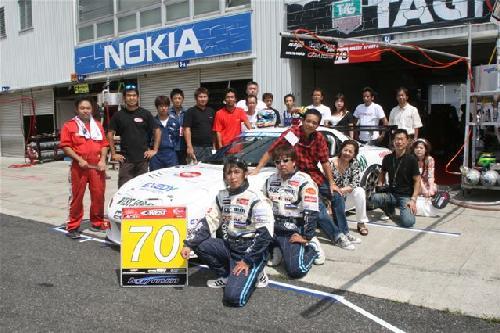 2007年スーパー耐久 岡山国際サーキット