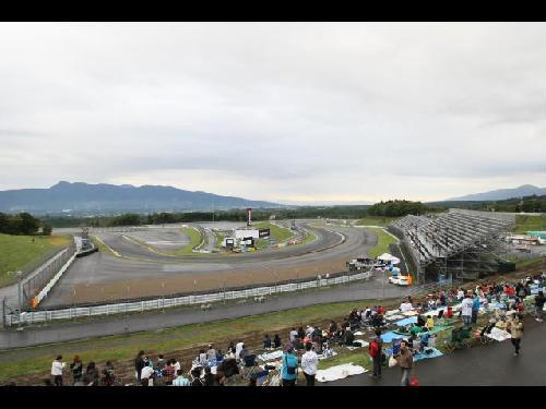 富士のコース