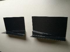 G−FACE 汎用フロントサイドカナード タイプTT フルカーボン製
