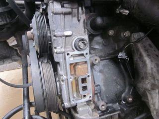 BMW E46 320 オイル漏れ修理