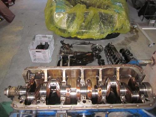 フェアレディZ エンジンオーバーホール