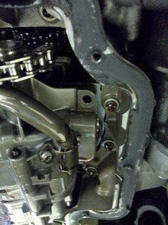 ベンツ W230 SL55 エンジン異音
