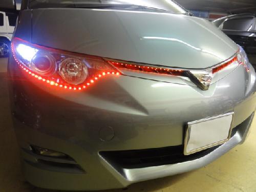 エスティマ LED