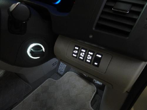 MPV LED打ち換え LED エアコンパネル スイッチ