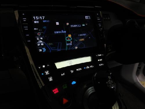 プリウス 前期 LED LED打ち換え エアコンパネル LED白