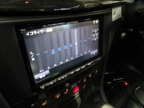 W211 ベンツ E500 サウンドナビ NR−MZ90スタンダード PREMI