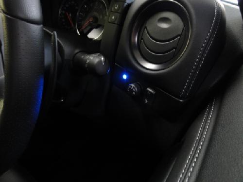 R35 GTR セキュリティー ゴルゴ ユピテル キーレス連動