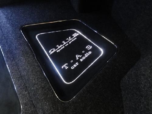 20セルシオ オーディオ カスタム トランク LED 加工 埋め込み トランク製作 マジェスタ 18マジェスタ VIPCAR