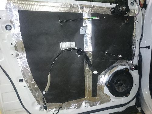 スピーカー交換 カロッツエリア TS-V173S TS−C1630 埼玉県 千葉県 東京都 群馬県