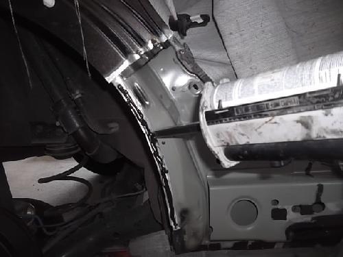 ニッサン ジューク 前後 フロント リア バンパー フェンダー ドア 傷 ヘコミ 事故 板金 塗装 修理 千葉 松戸 鎌ケ谷 市川 柏 ディーラー指定工場 タキザワ自動車 珍来前 東松戸駅すぐそば