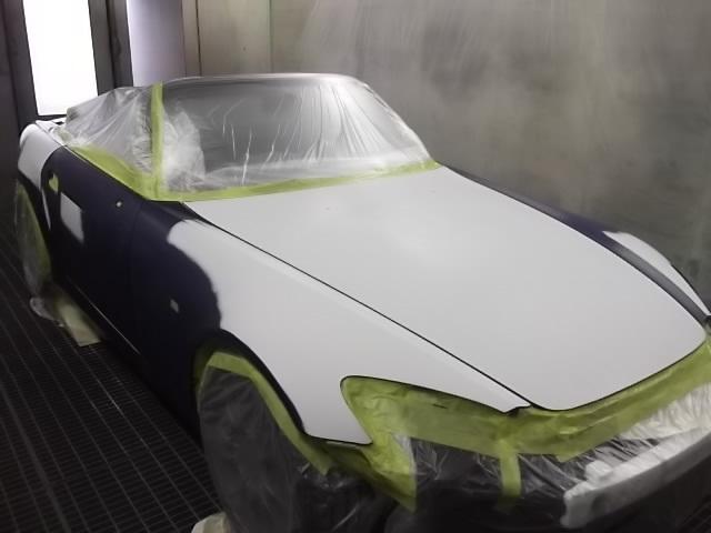 AP1 AP2 塗装劣化修理 全塗装 オールペイント
