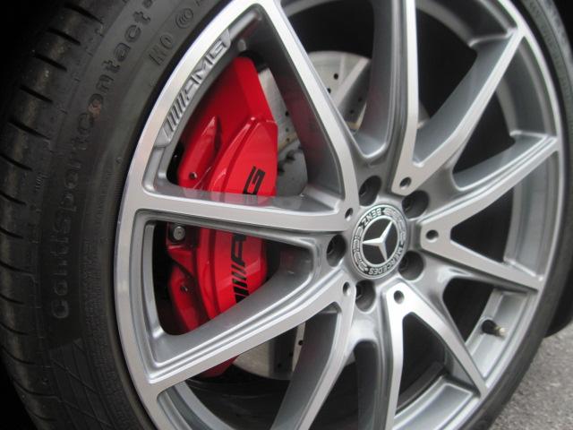 メルセデスベンツ W222 Sクラス ブレーキキャリパーペイント フロントバンパーメッキモールアクセントペイント