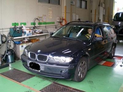 BMW 3シリーズ 101700km走行