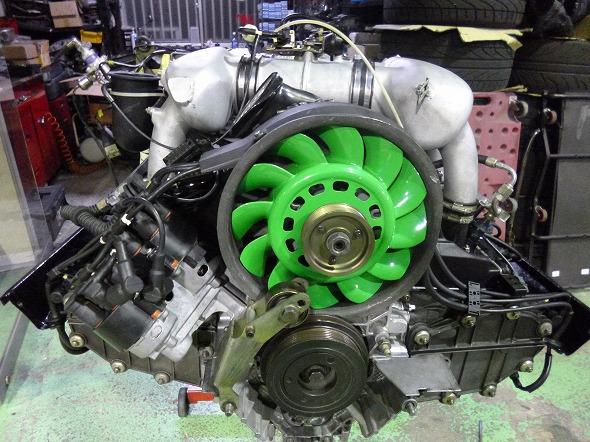 エンジン製作