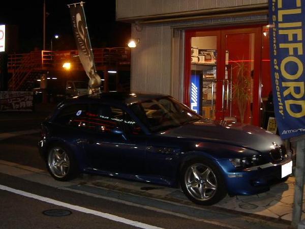 BMW Mスポーツ ★AVIC-VH9990カーナビ取り付け
