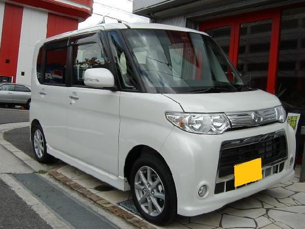 タント★AVIC-MRZ99カーナビ取り付け 大阪