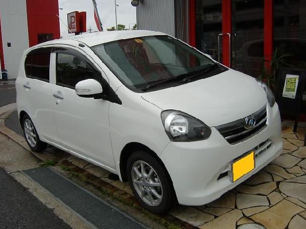 ミライース★CN-S300WD大阪ナビ取り付け