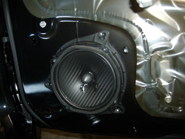 カロッツェリア☆TS−F1720S・スピーカー交換