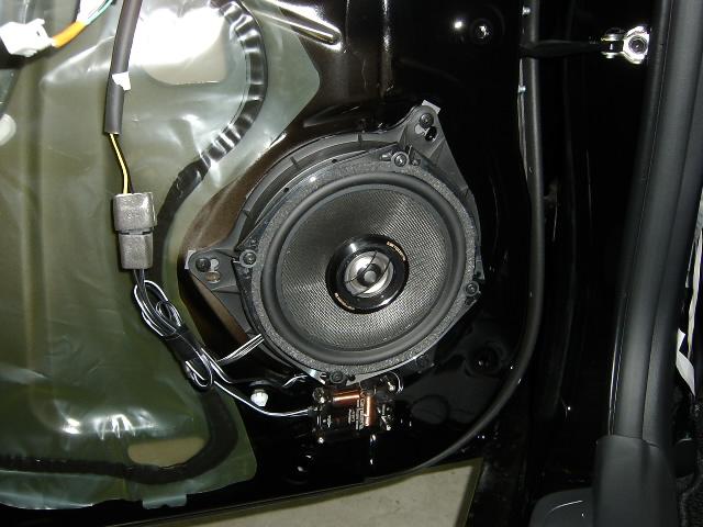 TS−J1710A・スピーカー交換