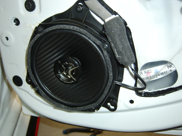 TS-F1720☆リアースピーカー取り付け